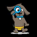 Broekje loopsheid hond
