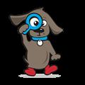 Antislip sokken voor honden