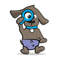 Wegwerp hondenluiers