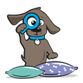 Hondenkussen waterafstotend
