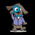 Honden winterjas
