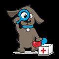 Pijnstiller hond