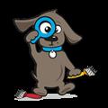 Karlie hondenborstel