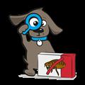 Vlooienband hond