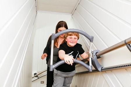 Klussen huis & tuin Assistep, de veilige trapassistent