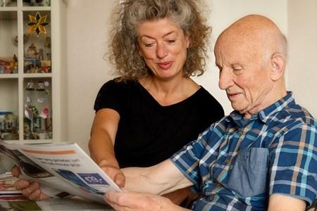 begeleiding & gezelschap Home Instead Thuisservice: Begeleiding en gezelschap