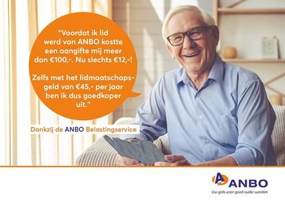 Administratie & Geld ANBO Belastingservice