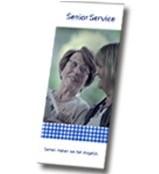 Vervoer Seniorservice: Begeleid vervoer