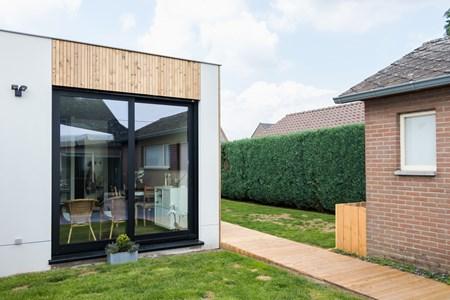 Klussen huis & tuin Thuisborg: Mantelzorg woning