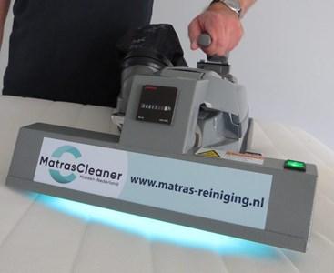 thuiszorg Matras (vlekken) reiniging