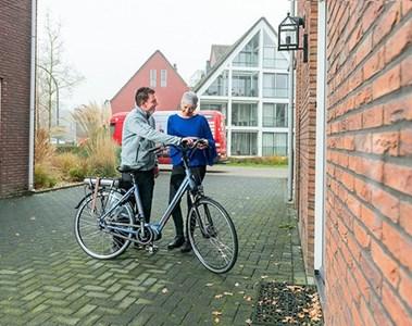Vervoer Elektrische fiets: Gratis proefrit op locatie