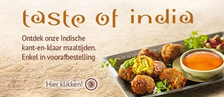 maaltijden & boodschappen Bofrost: Maaltijden vriesvers aan huis