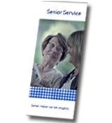 begeleiding & gezelschap Seniorservice: Begeleiding & verzorging