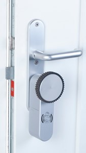 personenalarmering Telelock elektronisch slot