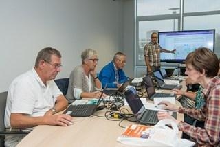 Informatie & advies Stichting Seniorweb: Leercentrum Capelle