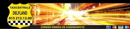 Vervoer Delfland: Taxi-, zorg- en rolstoelvervoer