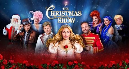 ontmoeting The Christmas Show 2019