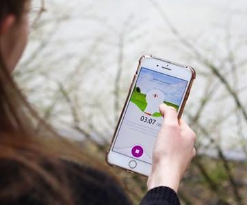 begeleiding & gezelschap Verbeter je gezondheid met de Ommetje-app (coronahulp)