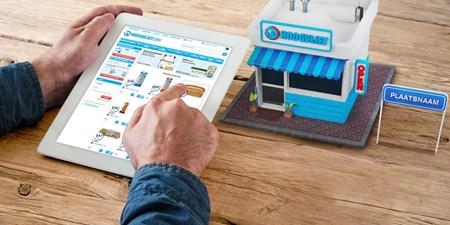 maaltijden & boodschappen Hoogvliet: Online boodschappen thuisbezorgd
