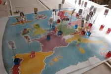 Moorddiner: Moord in Europa