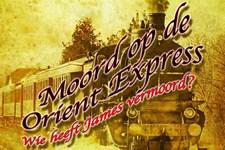 Moorddiner: Detectivedinner Moord op de Orient Express