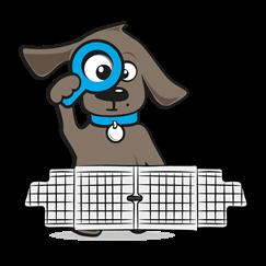 Hondenrek Renaul Scenic