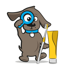 Orozyme tandpasta hond