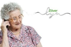 De Zilverlijn, belservice voor ouderen