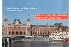 Facebookgroep Amsterdam Corona Help (coronahulp)