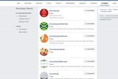 Lokale Facebookgroepen voor coronahulp