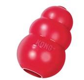 Kong Kauwbot - Hondenspeelgoed - Rood - S