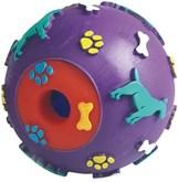 Flamingo Trainingsbal - Hondenspeelgoed - 11 cm - Paars