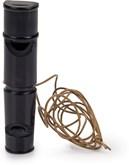 Beeztees - Hondenfluitje - 2 Toon - Groot - 9x2 cm