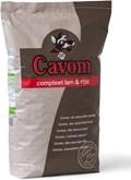 Cavom Compleet Lam & Rijst - Hondenvoer - 20 kg