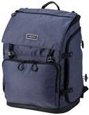 Airbuggy hondentas carrier 3 manieren denim 31x25x41 cm