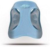 Curli Air-Mesh - hondentuig - L - borstomvang 48-54 cm - Licht Blauw