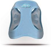 Curli Air-Mesh - hondentuig - M - borstomvang 44-48 cm - Licht Blauw