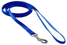 Adori Looplijn Nylon Blauw - Hondenriem - 120x2.0 cm