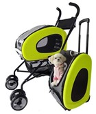 Innopet buggy 5 in 1 groen/lime _