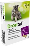 Bayer Drontal Tasty Ontworming Hond - 2 tabletten