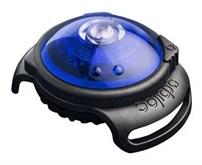 Orbiloc dog dual veiligheidslamp led blauw _17x5x2,5 cm