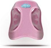 Curli Air-Mesh - hondentuig - S - borstomvang 36-44 cm - Licht Roze