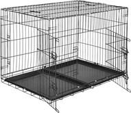 TecTake - Hondenkooi traliebox 106 x 70 x 76 cm - 402296