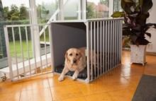 Hondenbench Kamerkennel M1 DK