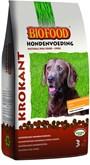 Biofood Krokant Hondenvoer - 3 kg