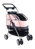 Petcomfort buggy roze 44x60x94 cm