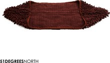 Clean&Dry handdoek 51DN bruin