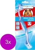 Bogadent Dental Tandenborstel Ergo Dual - Gebitsverzorging - 3 x per stuk