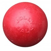 Jolly Ball Bounce-n-Play large (20 cm) voor honden Rood