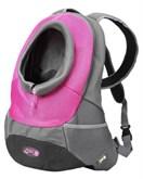 Ebi rugzak maria crazy paws roze nylon 41,5x17,5x43 cm